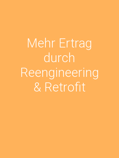 Reengineering & Retrofit