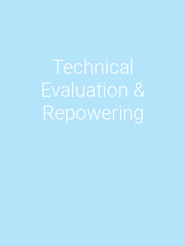 Technical Evaluation & Repowering