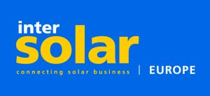 Intersolar Europe 2019 Logo