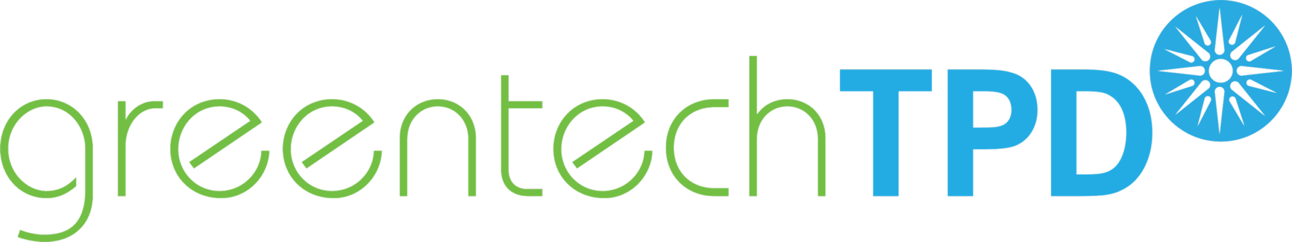 Logo greentechTPD