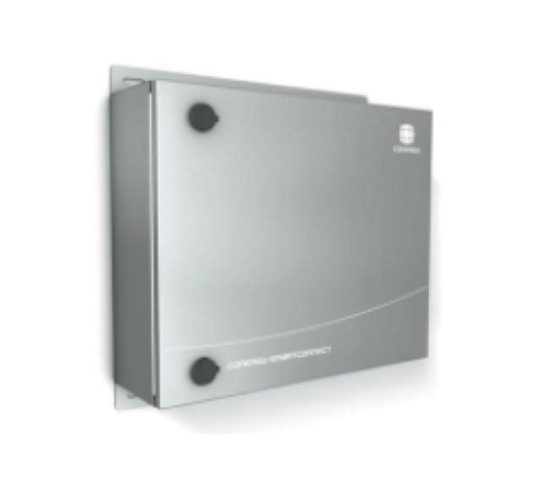 Conergy smartconnect box grey serviced by greentech